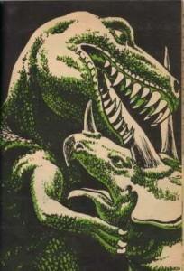 Esscheroceratops, eräs erikoisimmista dinosauruksista. Valitettavasti sen epäeuklidista elintavoista tiedetään valitettavan vähän.